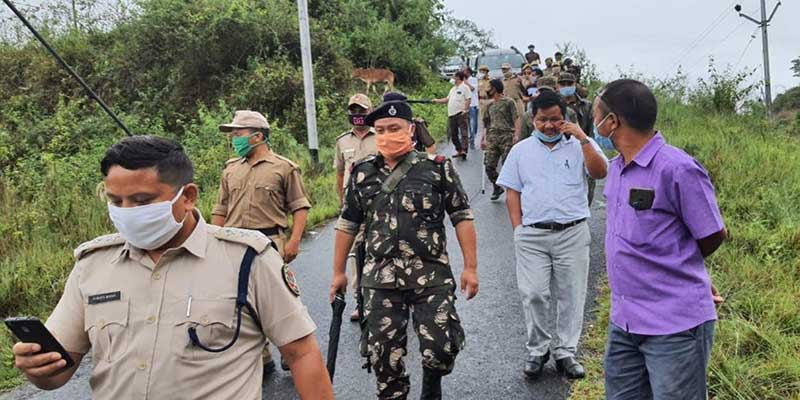 Arunachal: Govt land near mental hospital cleared for dedicated Covid 19 hospital