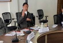 Photo of Arunacha: Khandu reviews COVID-19 preparedness in Tawang