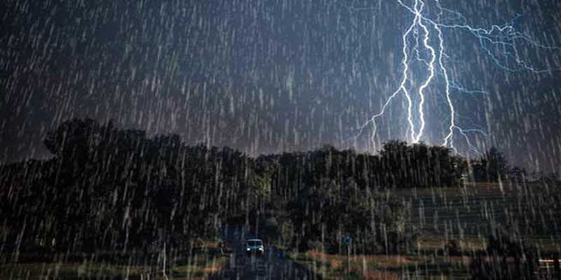 Rains expected in Arunachal Pradesh, Assam, and Meghalaya: IMD