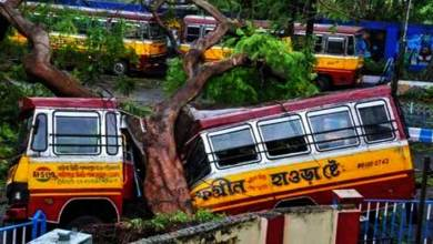 Cyclone Amphan: 72 dead in West Bengal, including15 in Kolkata