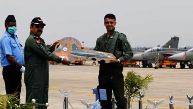Tejas FOC Aircraft handed over to IAF
