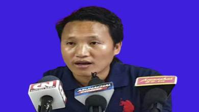 Arunachal:AEKDSU suspends proposed 36 hours East Kameng district bandh