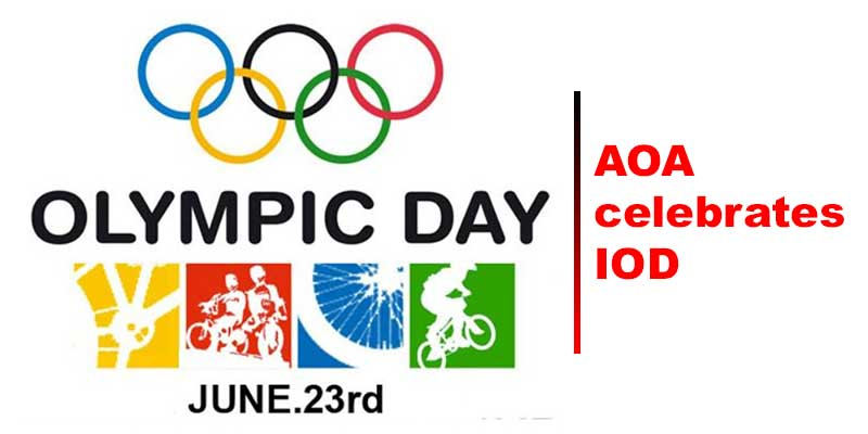 Arunachal Olympic Association celebrates International Olympic Day