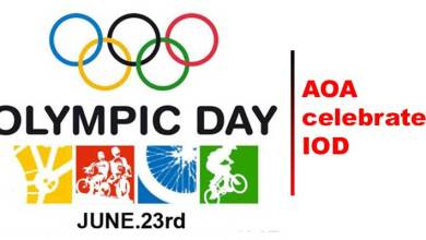 Photo of Arunachal Olympic Association celebrates International Olympic Day