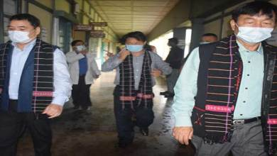 Arunachal: high-power committee inspected Zonal Hospital in Lohit