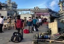 Photo of Operation Samudra Setu- INS Airavat brings back 198 Indiancitizens from Maldives