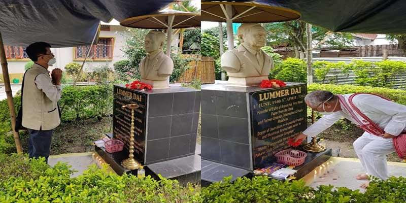 Arunachal Pradesh literature Society celebrates 81st birth anniversary of late Lummer Dai