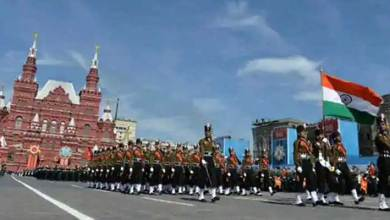 Photo of India to send Tri-Service contingent to participate in 75th Victory Day Parade of World War II in Moscow