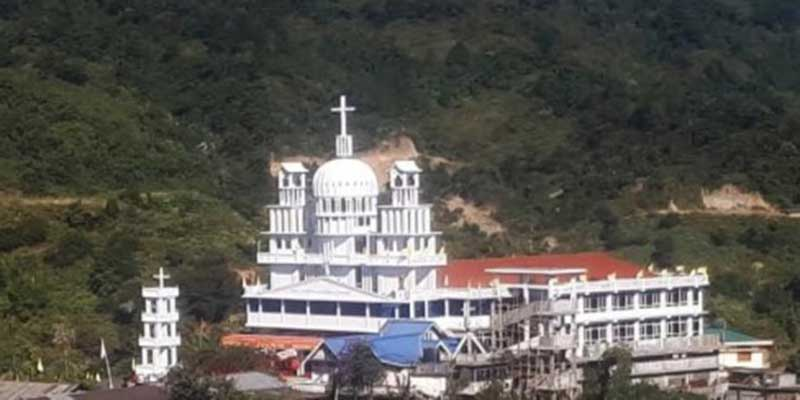 Churches in Arunachal will be open from June 8, with the Govt guidelines