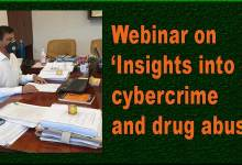 Photo of Assam: Webinar on 'Insights into cybercrime and drug abuse'