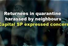 Photo of Itanagar- Returnees in quarantine harassed by neighbours- Capital SP expressed concern