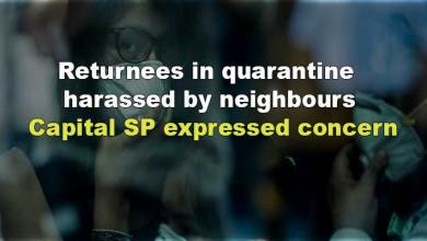 Itanagar- Returnees in quarantine harassed by neighbours- Capital SP expressed concern