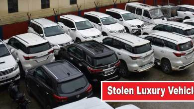 Photo of Itanagar: Capital police seized 26 stolen luxury vehicles, arrested two people