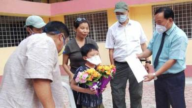 Photo of Arunachal:12-year-old Covid positive boy cured and discharged from Yingkiong