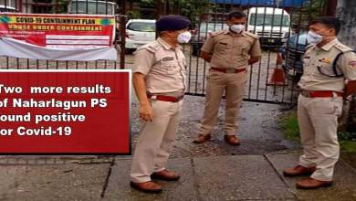 Photo of Itanagar: 37 Cops of Capital Police Infected with Coronavirus till Date- says SP