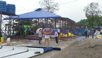 Photo of Arunachal: Covid Hospital at Midpu will not starts Until works is not completed- Alo Libang