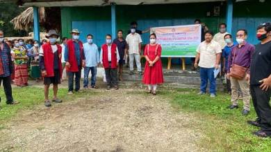 Photo of Arunchal: DC leads 3 months long SSA campaign for East Siang at Ledum village
