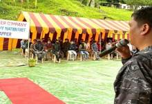 Photo of Arunachal CM attends Porter Raising Ceremony at Sapper