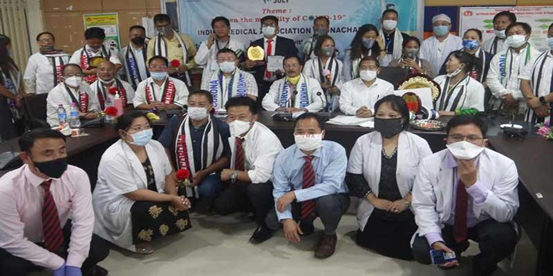 Arunachal: IMA salutes doctors on Doctors' Day