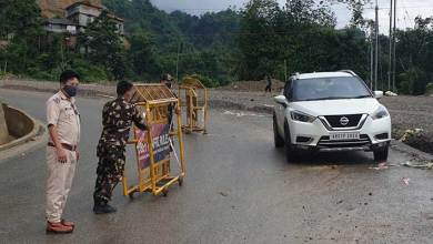 Photo of Itanagar: Capital police appeal commuters to be careful while driving in hilly roads