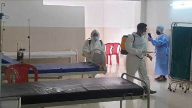 Photo of Arunachal: IMC starts sanitizing hospitals close down after dection of Covid-19 cases