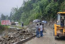 Photo of Arunachal: Doimukh-Hoj-Potin road in bad shape