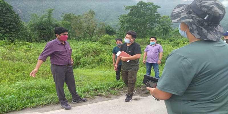 Arunachal:PRA on cluster farming organised at Bana