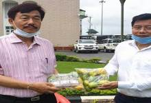 Photo of Arunachal: Tapir Gao launches Organic Thailand lemon