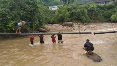 Photo of Arunachal: Torrential rains lead to breakdown of water supply system in capital complex