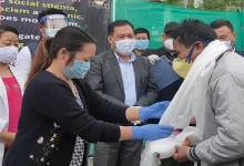 Photo of Arunachal: First COVID positive case of West Kameng District is cured and released