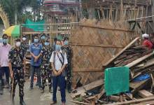 Itanagar: Not to construct illegal structre along the roads- Talo Potom