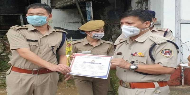 Itanagar: 37 Capital Cops Infected With COVID-19 Resume Duty After Recovery