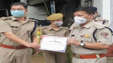 Photo of Itanagar: 37 Capital Cops Infected With COVID-19 Resume Duty After Recovery