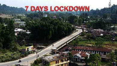 Arunachal: 7 days lockdown in Kimin after Covid 19 cases detected