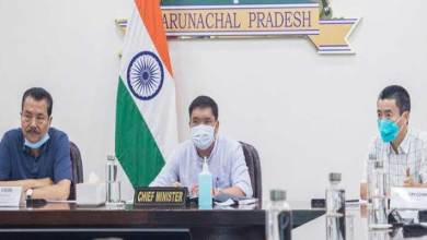 Photo of Pema Khandu held a review meeting on 'Status of Highway in Arunachal Pradesh'
