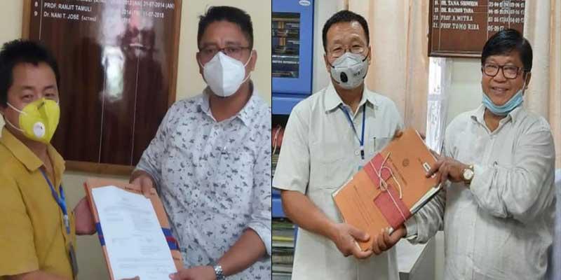 Arunachal: RGU gets full time Registrar and COE