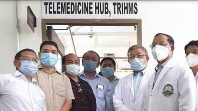 Photo of Arunachal: Alo Libang inaugurates Telemedicine Hub at TRIHMS