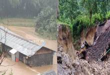 Photo of Arunachal Flood: Pema Khandu expresses grives over loss of lives and properties
