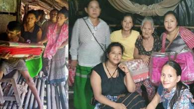 Photo of Arunachal: ASHG donates blanket, carpet and edible items to the needy people