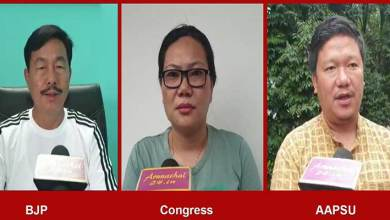 Arunachal: BJP, Congress, AAPSU appeal govts for safe release of 5 youths reportedly abducted by PLA