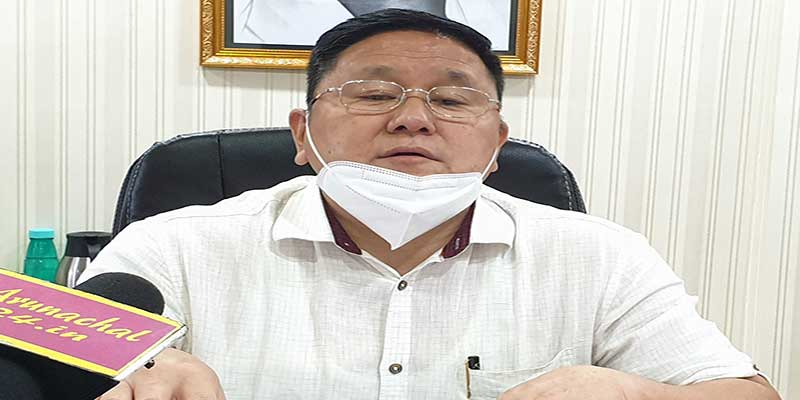 Itanagar: We need to remain more cautious after Unlock- 4 says DC, ICR