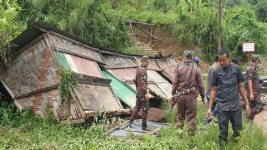 Photo of Itanagar: Eviction drive begins  in 4th IRBn HQ at Jully