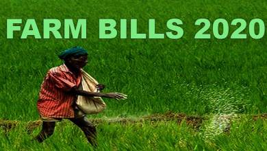 Photo of Arunachal: APCC opposes FARM BILLS 2020, termed it as BLACK LAWS
