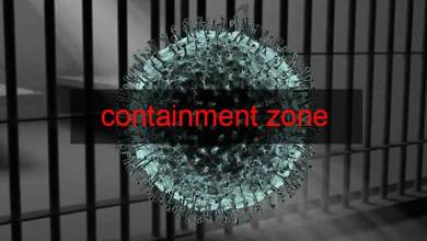 Photo of Arunachal: Khonsa jail declared as containment zone after 20 inmates test positive for COVID-19
