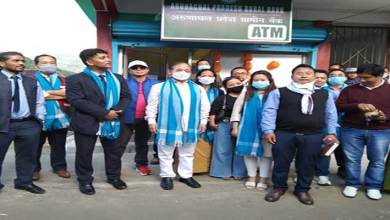 Photo of Arunachal- Nabam Tuki inaugurates  Arunachal Pradesh Rural Bank's ATM at Sagalee