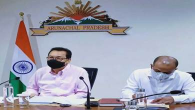 Arunachal: Chowna Mein attends GST Council Meeting through video conference