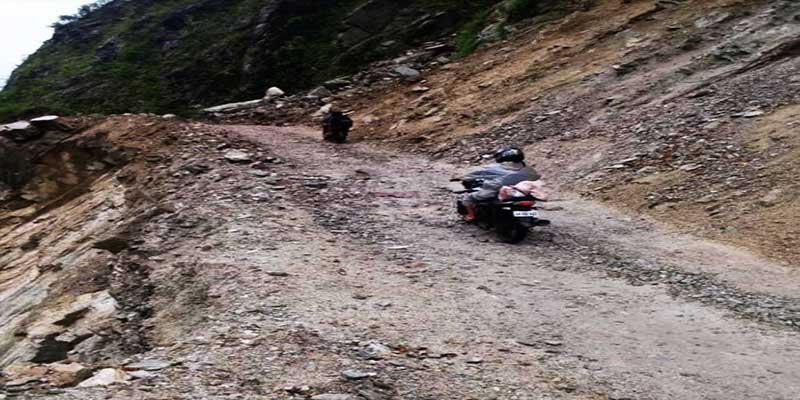 Arunachal: Lelek point near Rottung village opens for traffic