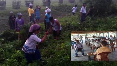 Photo of Arunachal: A gram sabha meeting of Namsing village held under GPDP programme