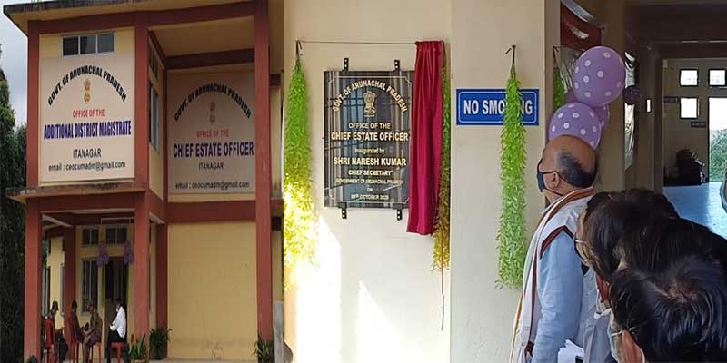 Itanagar: ADM cum CEO gets its permanent office
