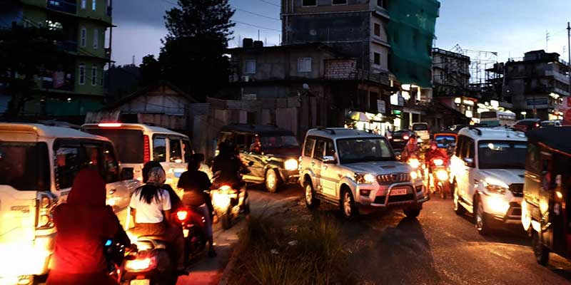 Itanagar: Capital Admin plans traffic decongestion along NH-415